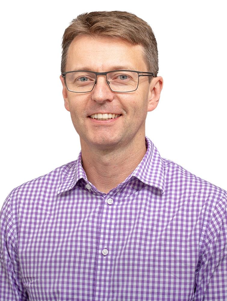 Dr Sean Burnet, Sydney gynaecologist