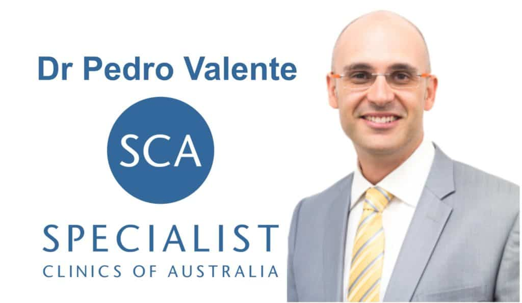 Dr Pedro Valente, skin cancer doctor