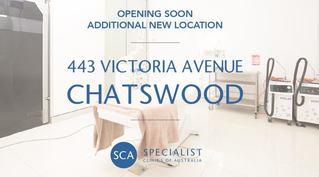SCA Chatswood clinic