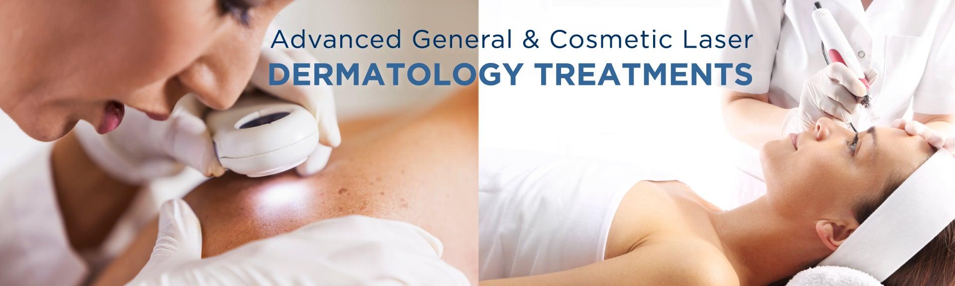 Sydney dermatology services banner