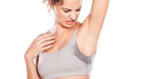 hiperhydrosis treatment